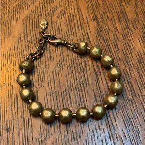 Waxing Poetic bracelet
